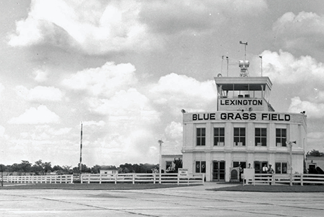 Blue Grass Airport Book Promotion Event