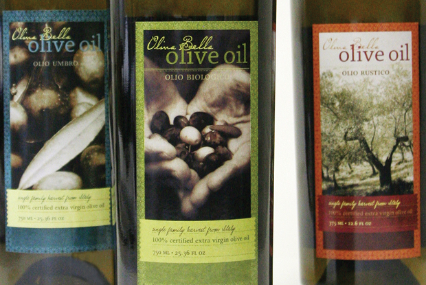 Oliva Bella olive oil